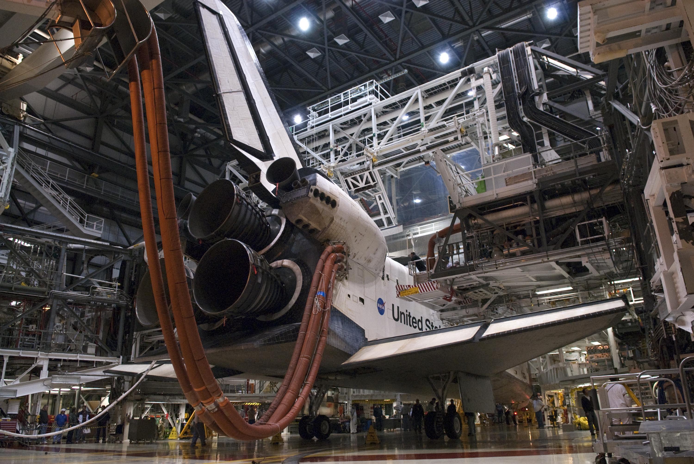 nasa new space shuttle design - HD3000×2008