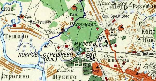 Покровское-Стрешнево (усадьба)