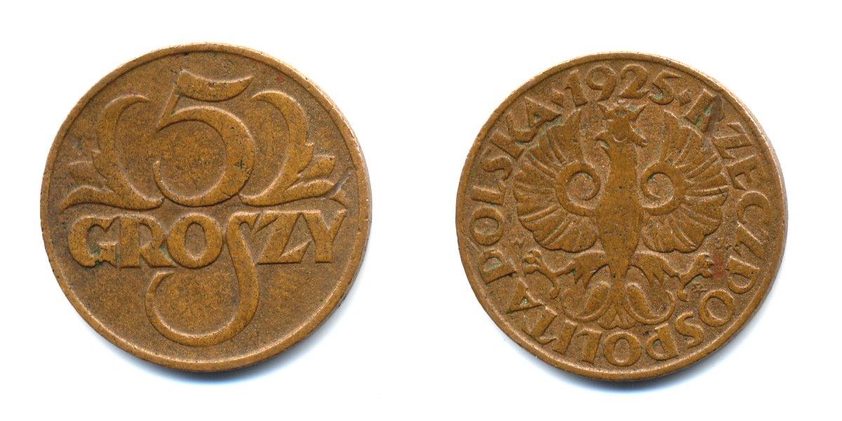 1936 10 злотых