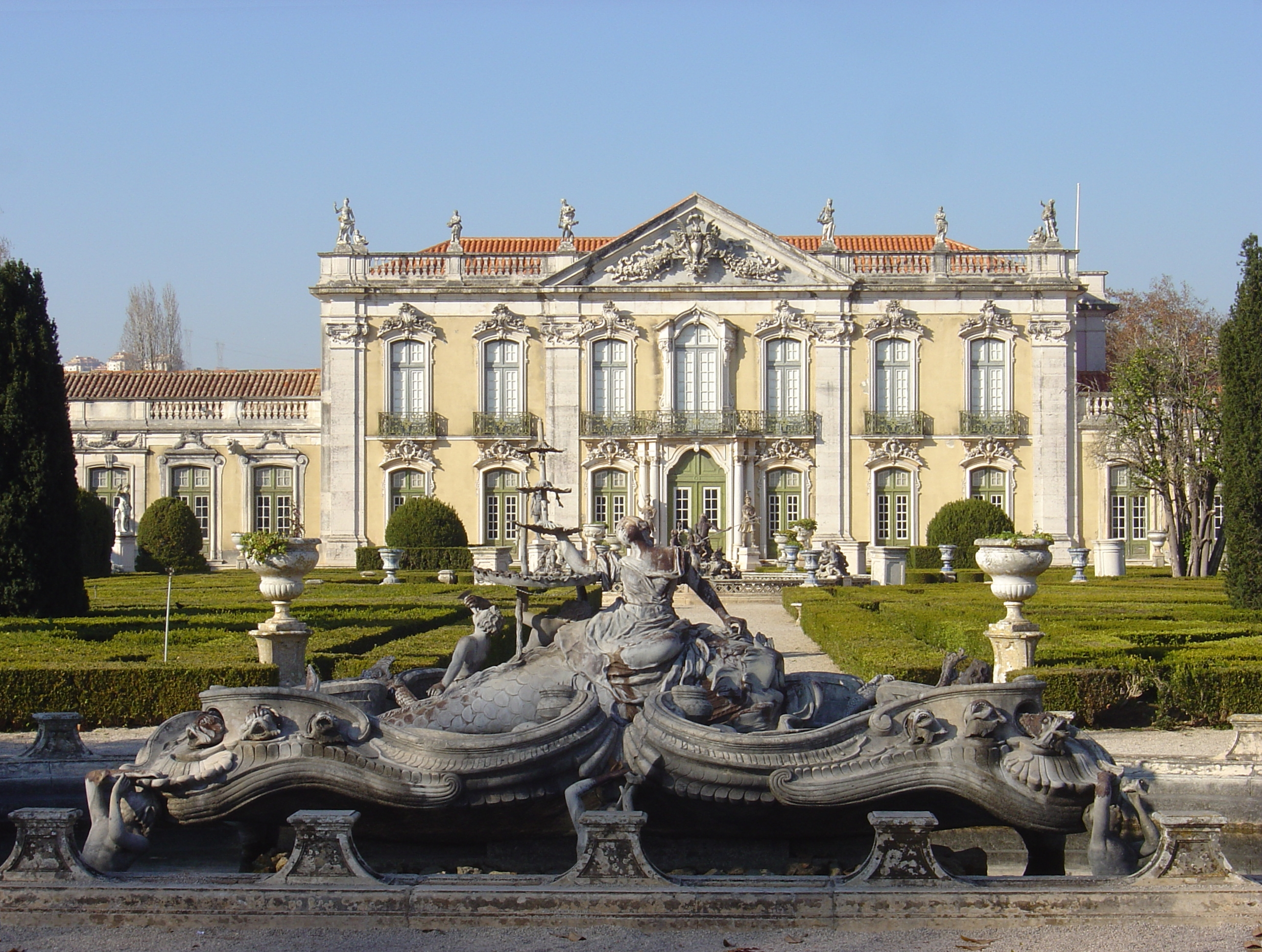 Португальское рококо - это... Что такое Португальское рококо?