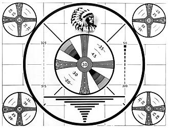 Настроечная Таблица Для Телевизора