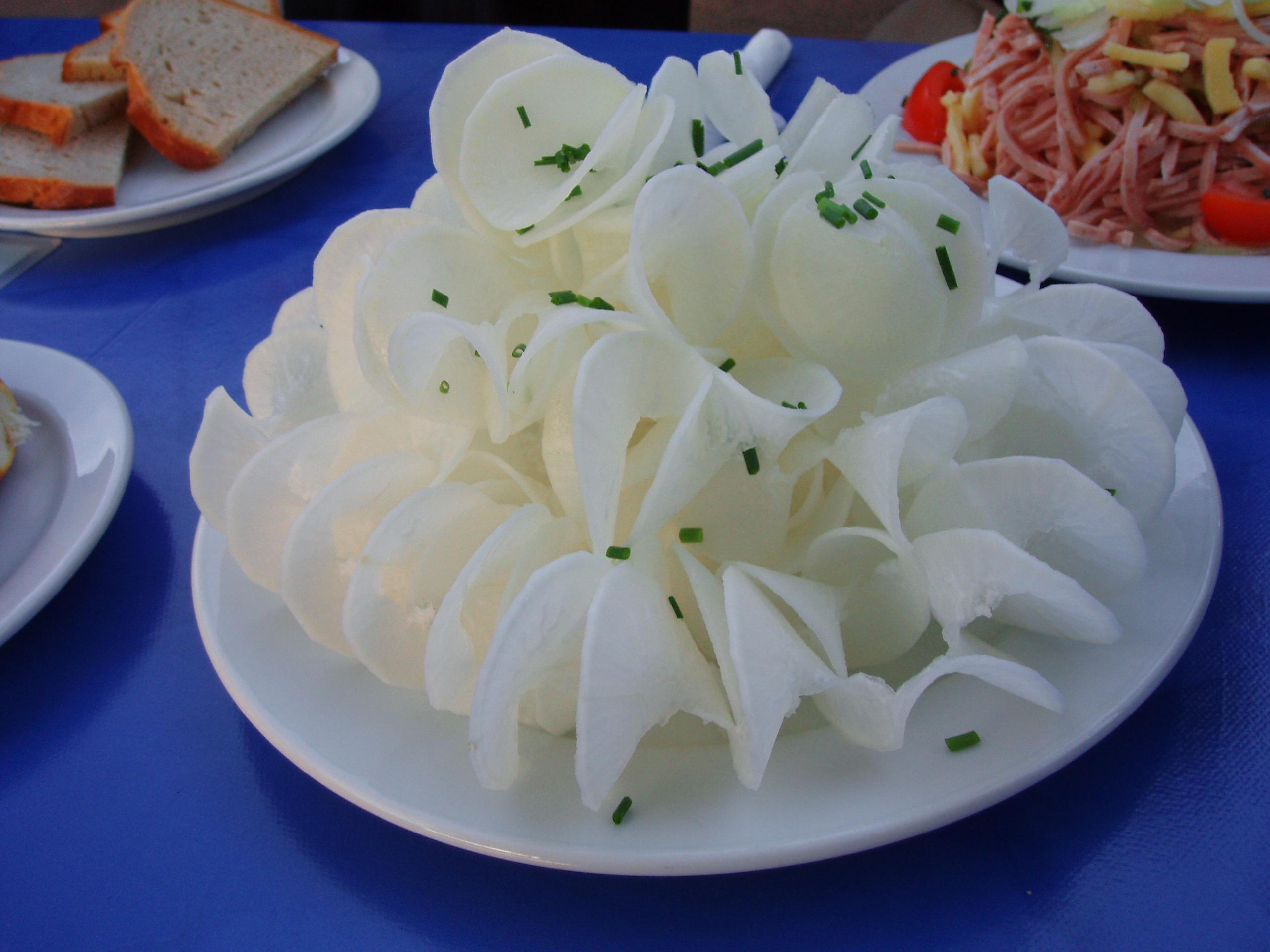 Блюда из белой редьки рецепты