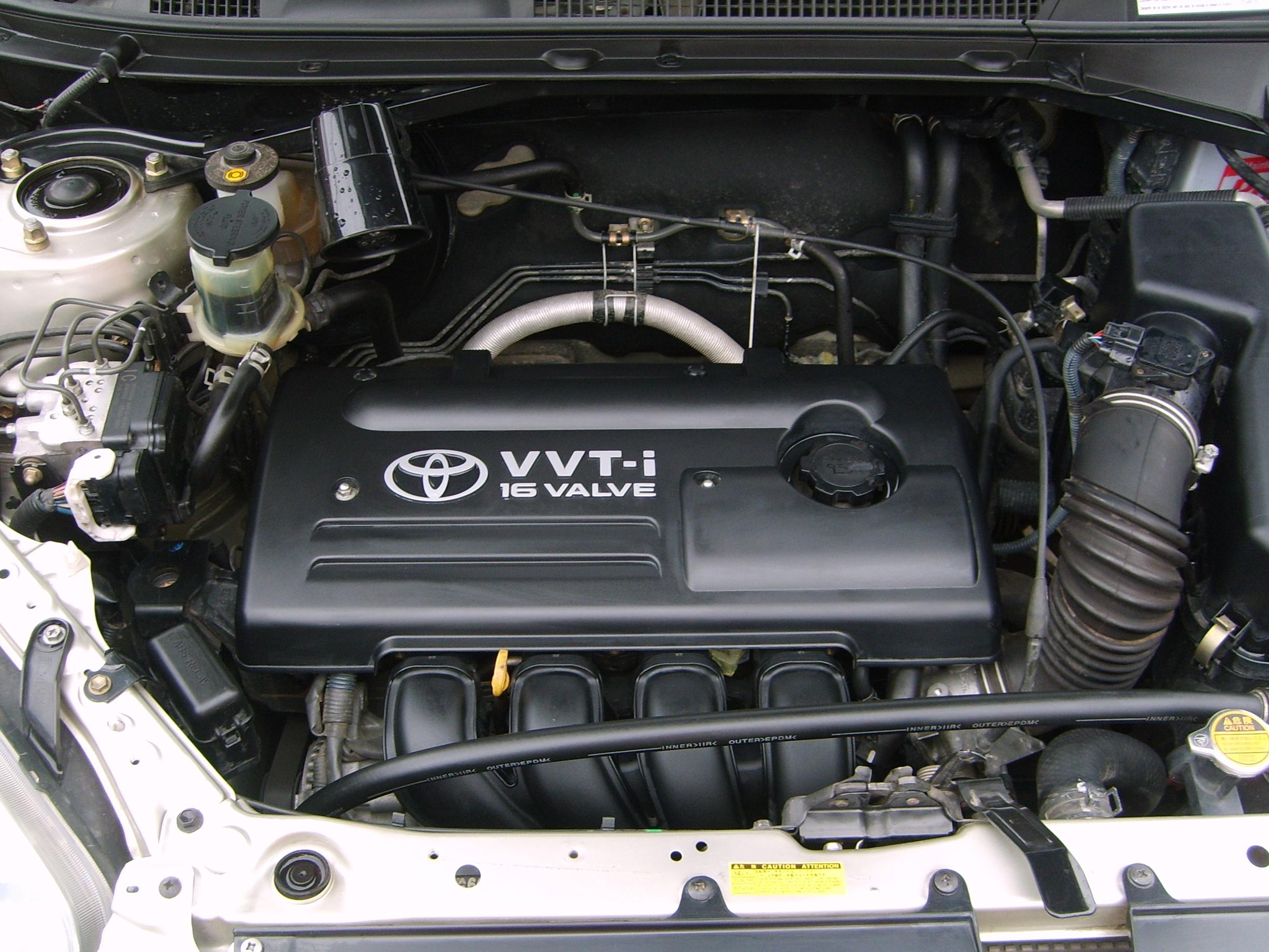 Rav Engine Zz on 2001 Suzuki Grand Vitara