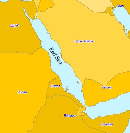 Красное море  Википедия