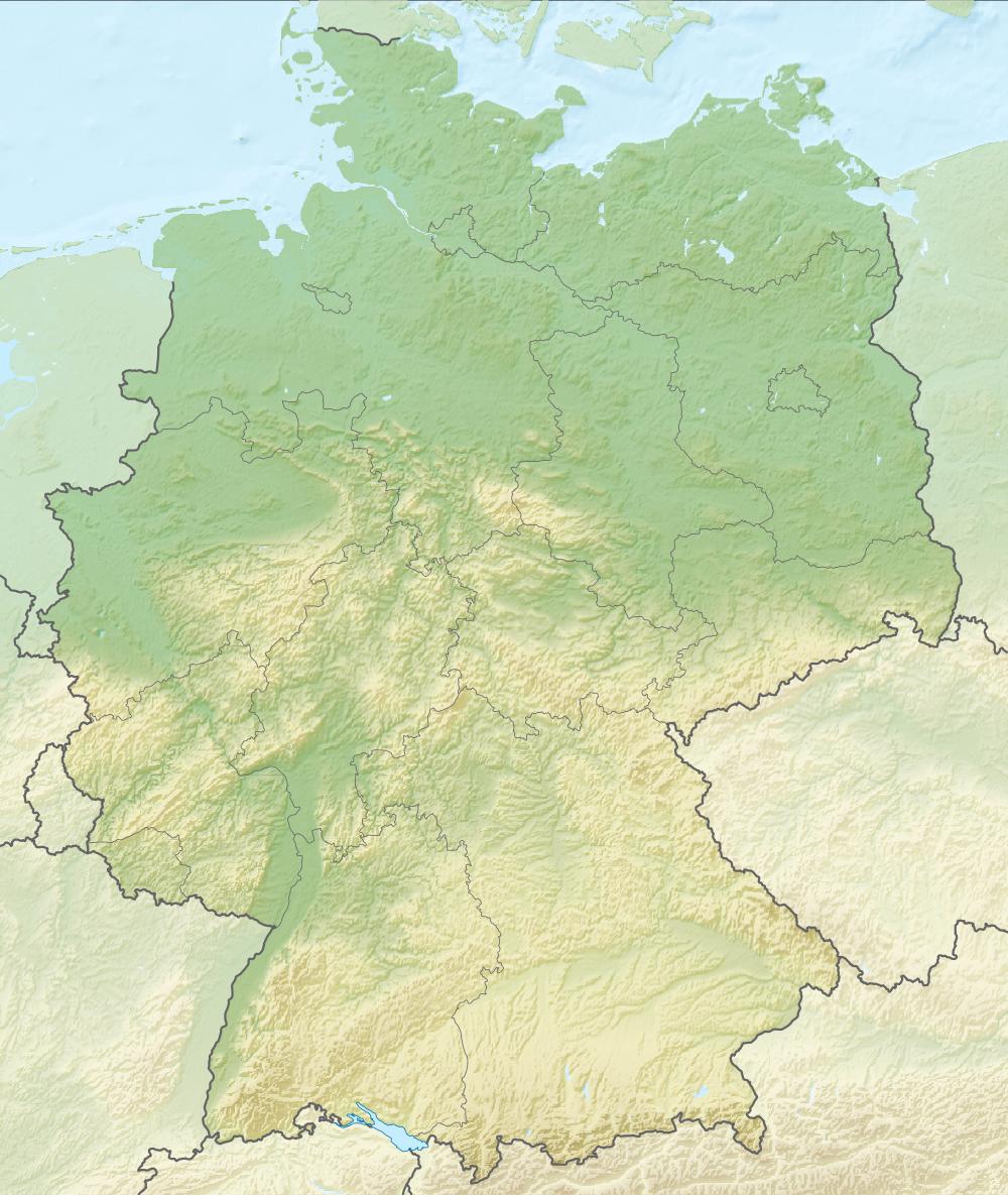 Моря германии заливы и бухты германии