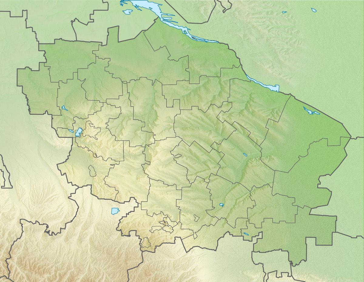 Схема рек ставропольского края