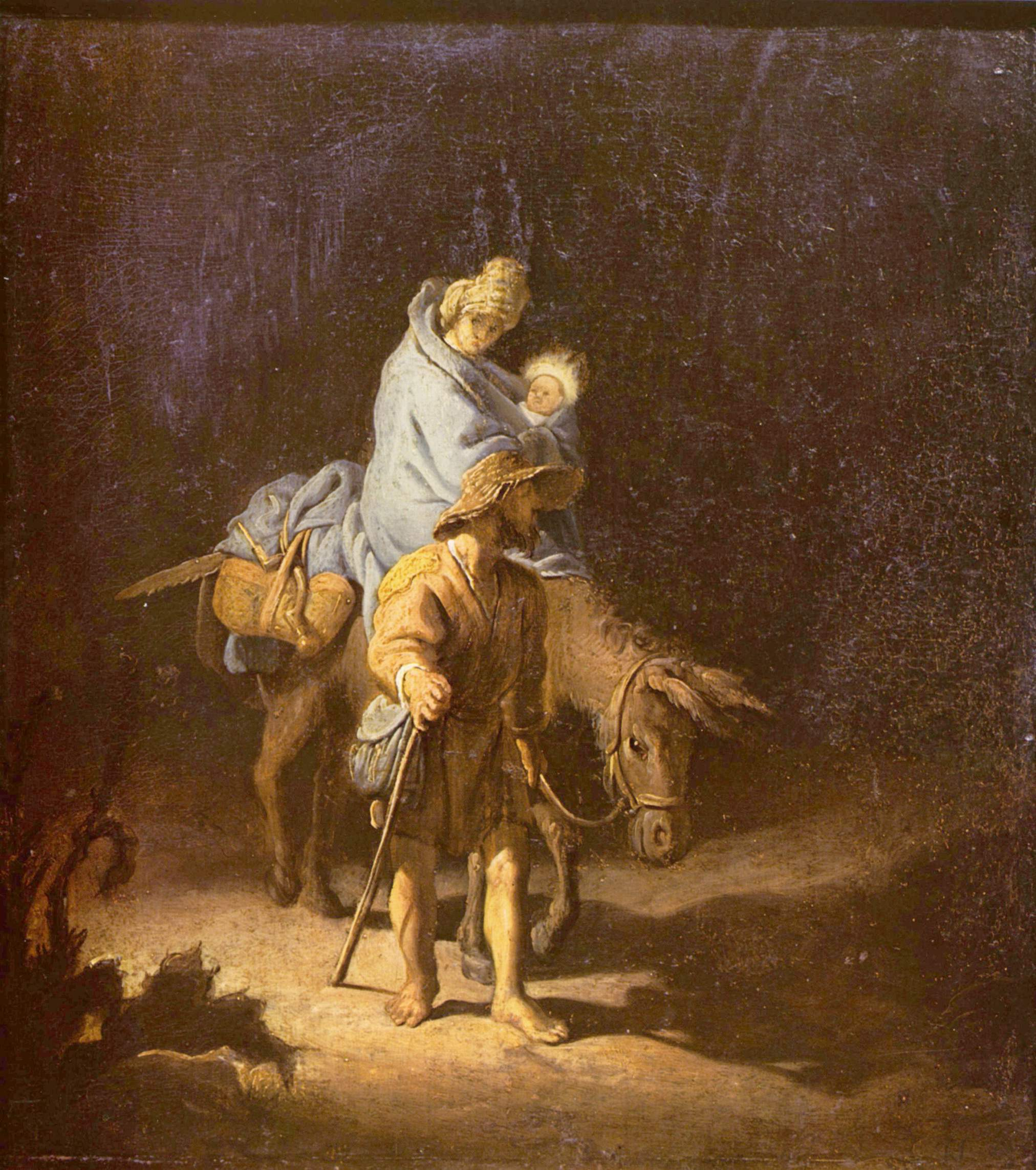 Картинки по запросу Исход Марии и Иосифа в Египет русский художник