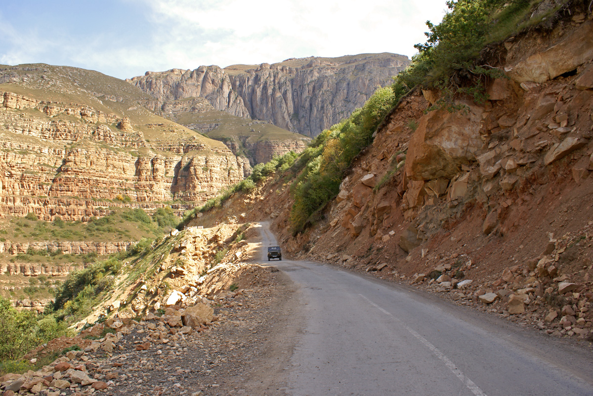 маленьким дороги азербайджана фото пред которой