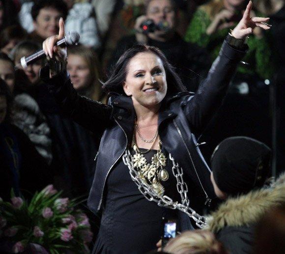 Sofia Rotaru - Wikipedia, wolna encyklopedia.