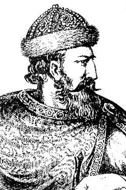 Князь Роман Мстиславович