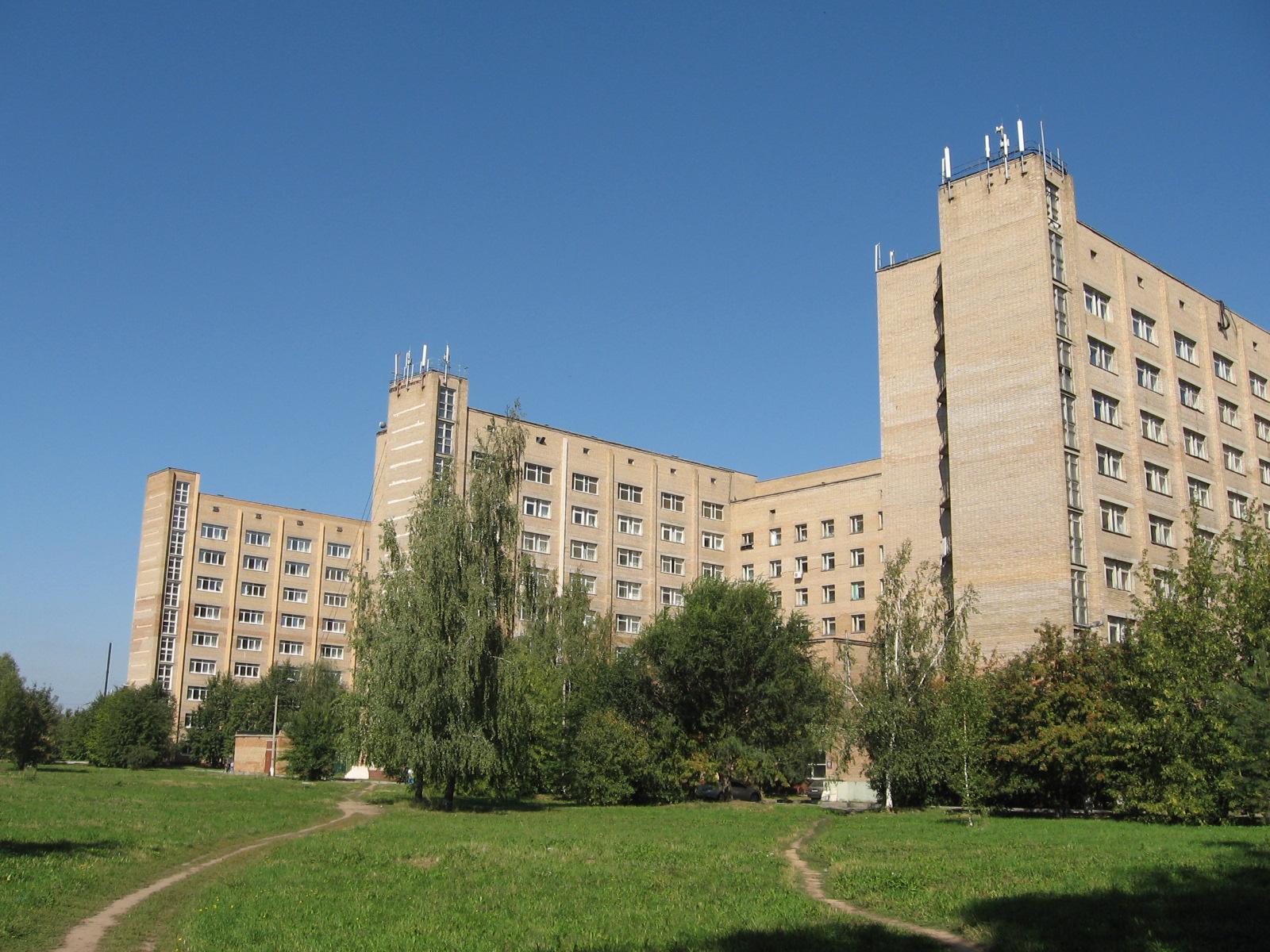 15 детская областная больница