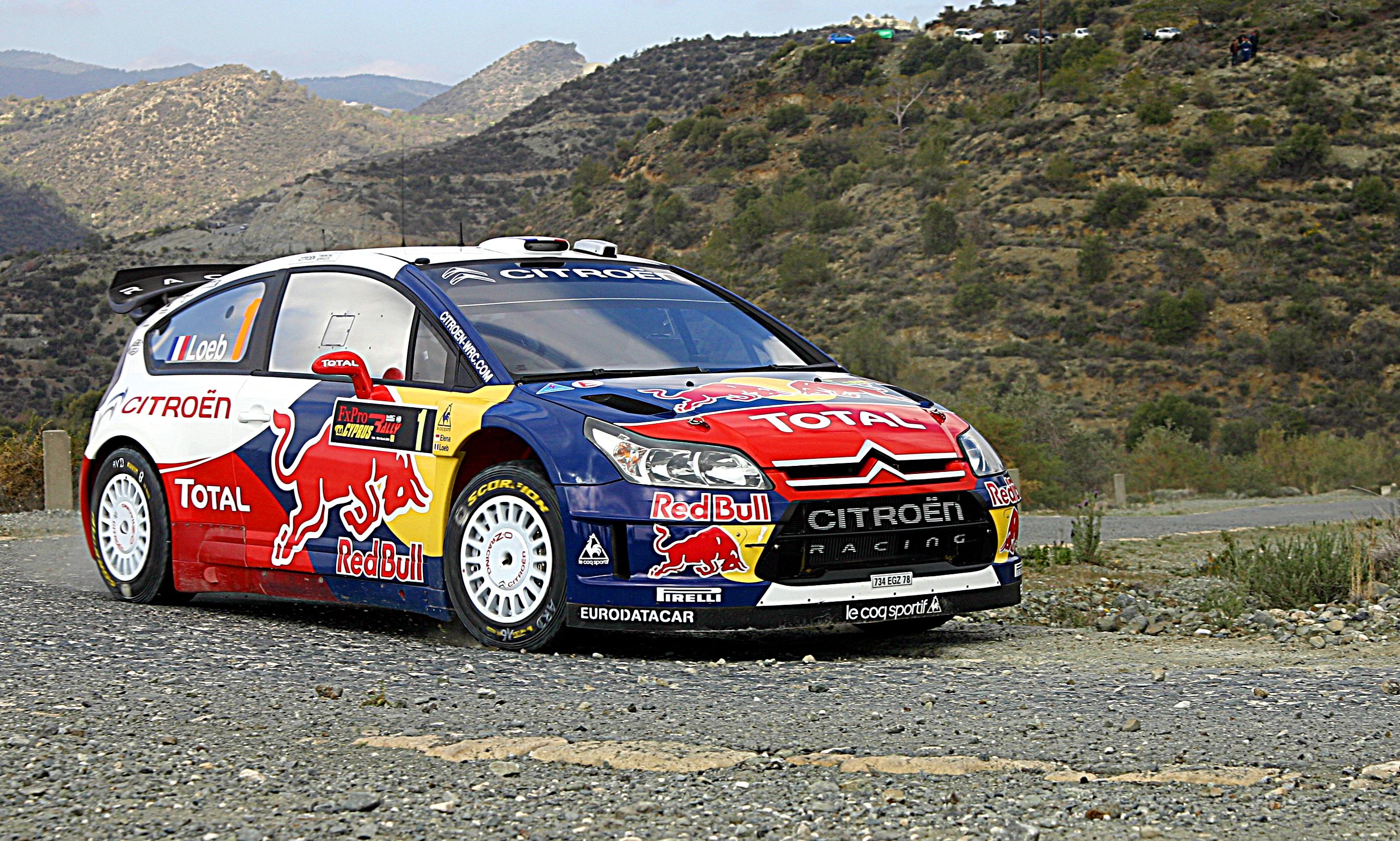 Dirt Rally Best Group B Car