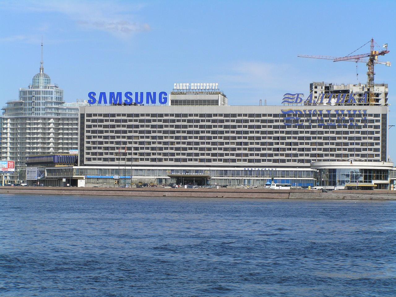 Отель санкт-петербург официальный сайт