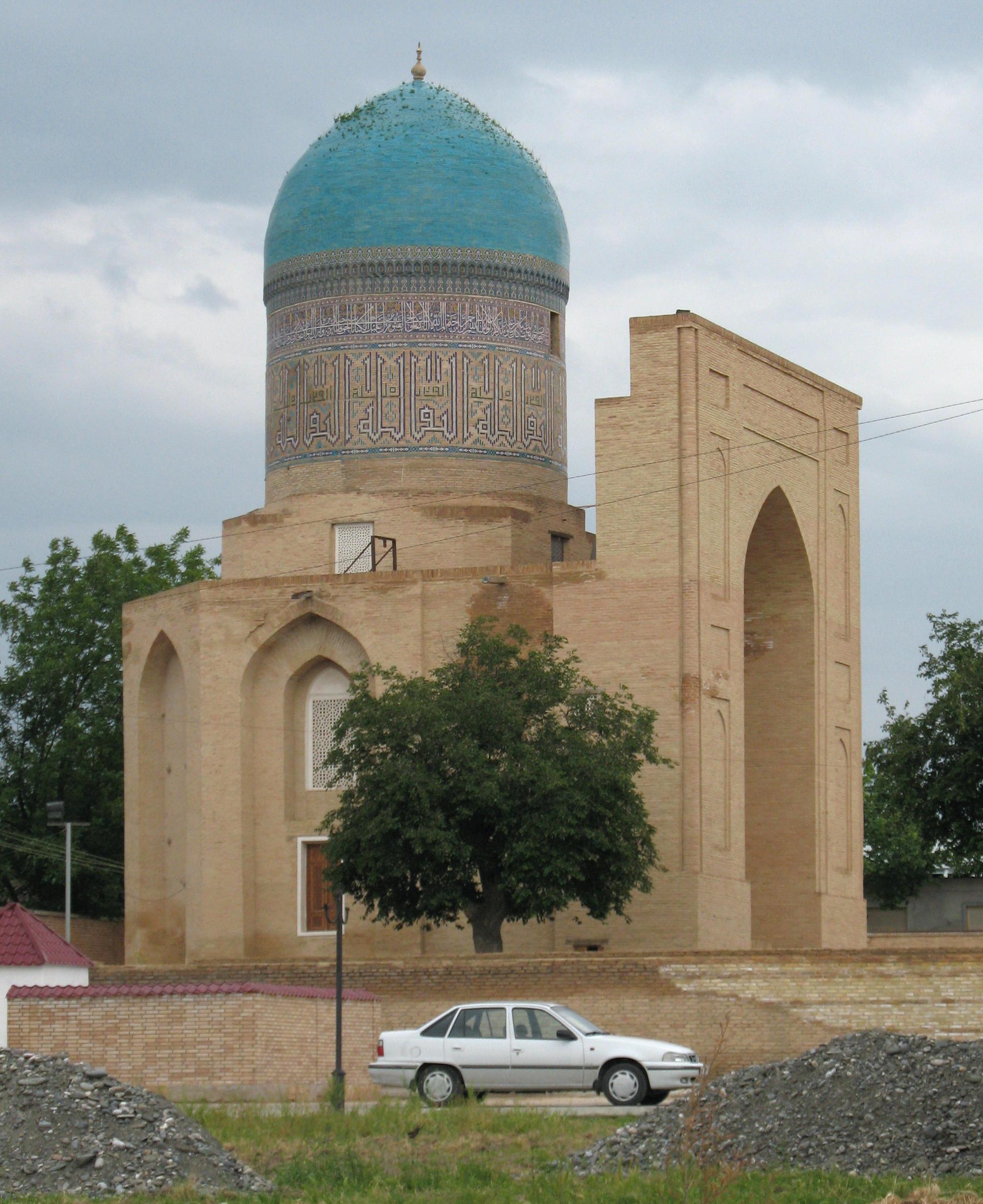 Медресе Хивы — Википедия