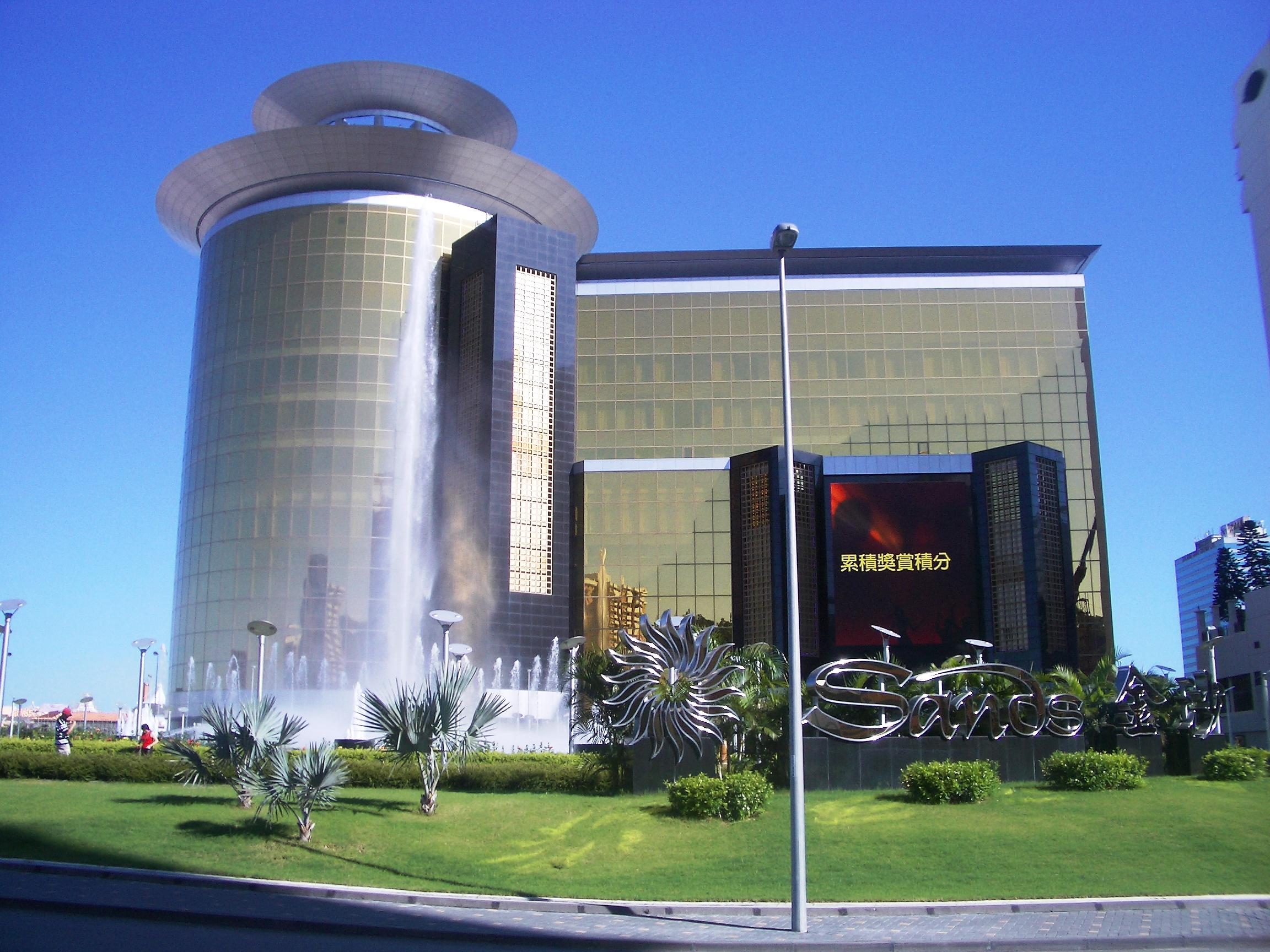 Sands casino l1011