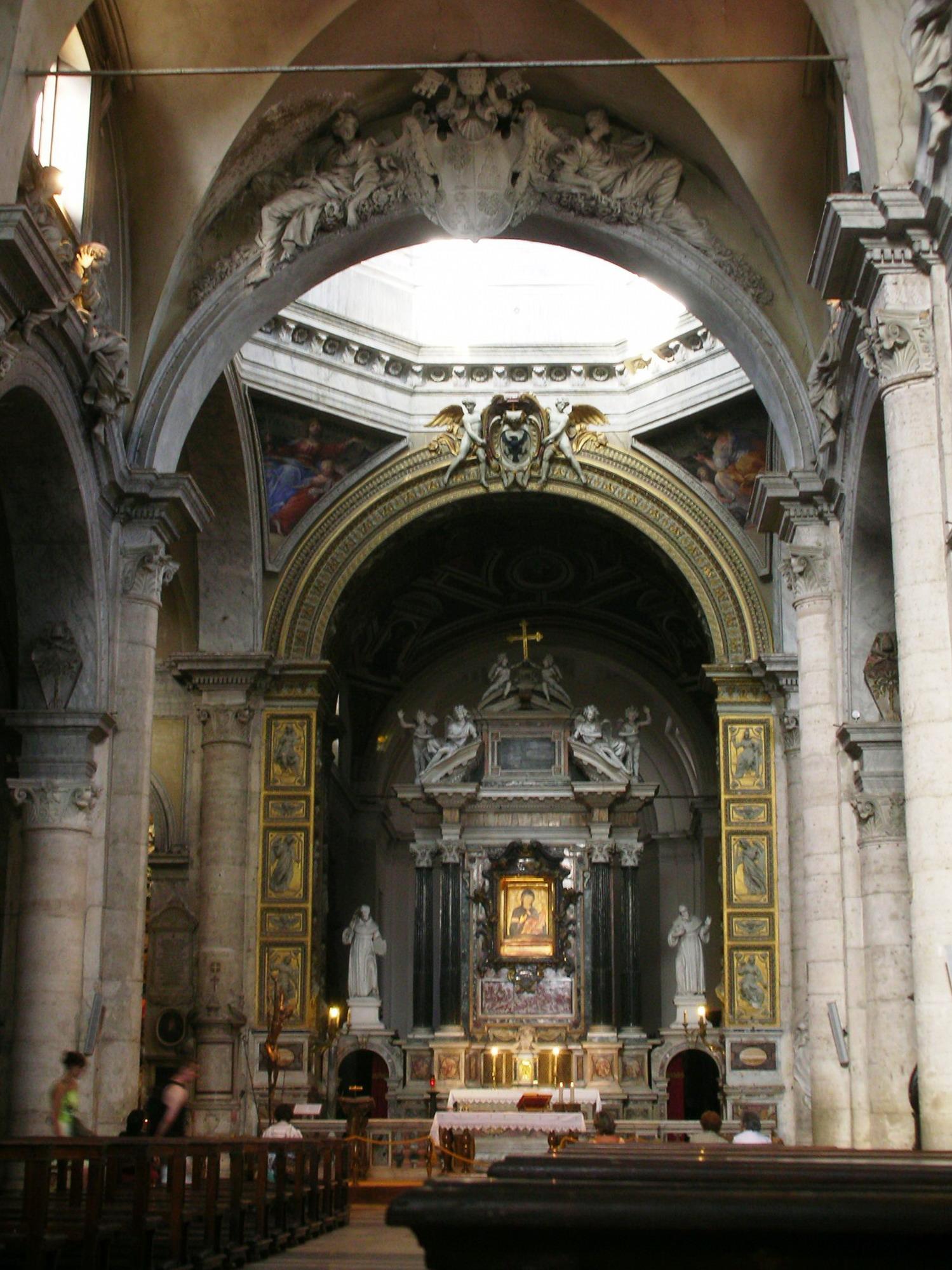 Санта-Мария дель Пополо