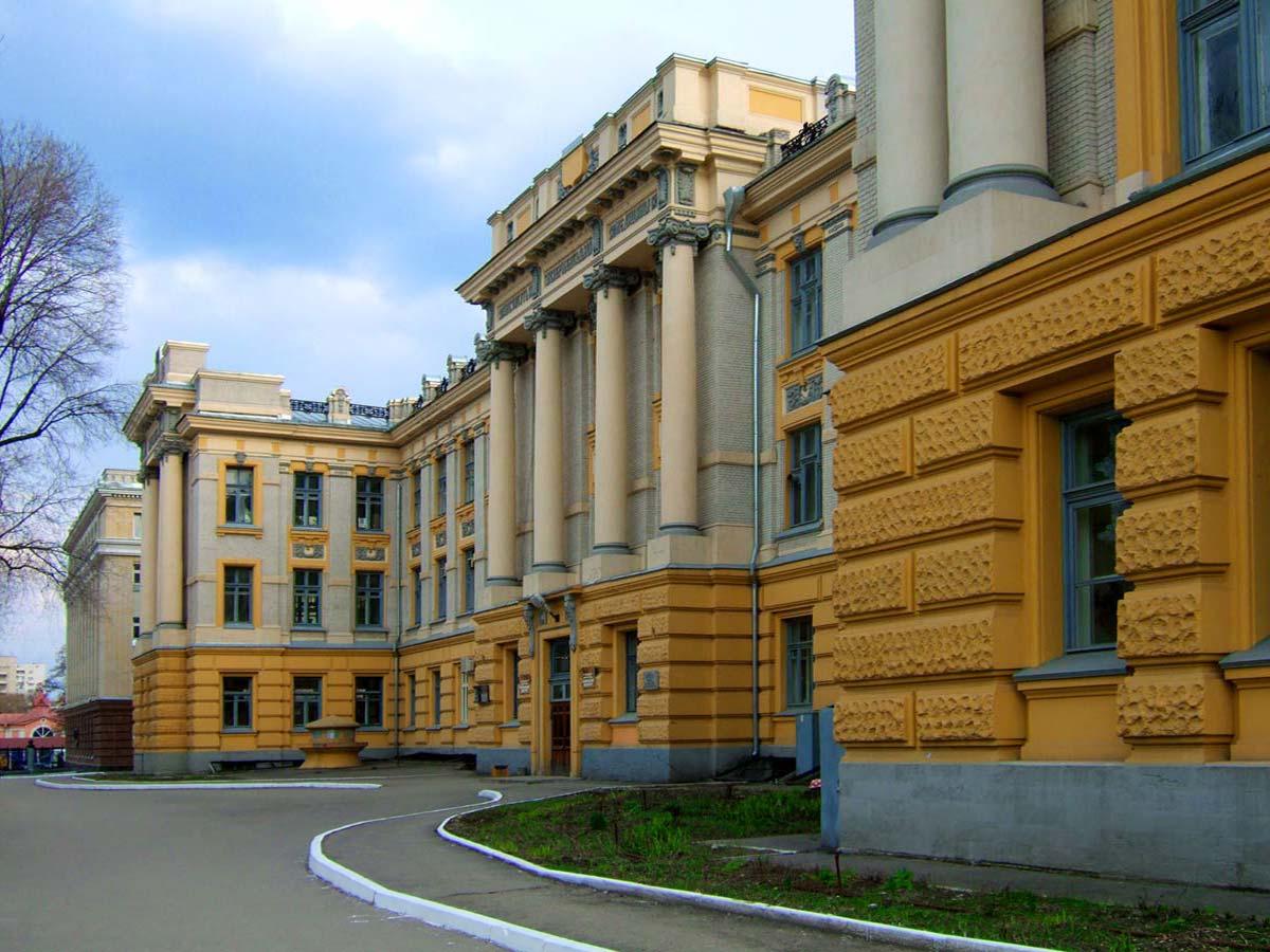 Корпус московская 155