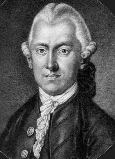 Иоганн христиан фон шребер