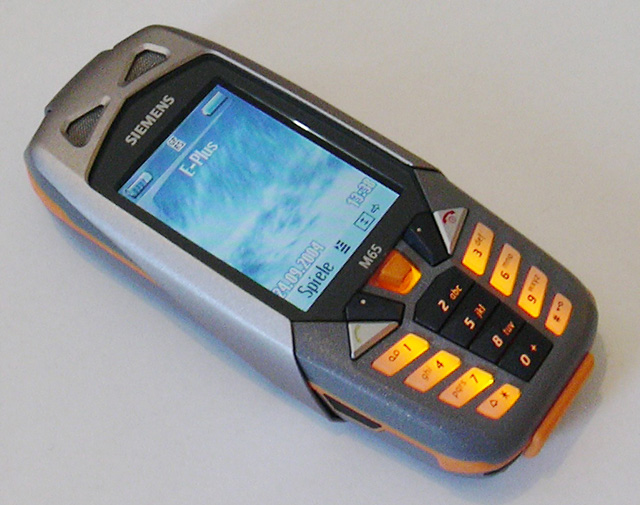 Сотовые телефоны Siemens
