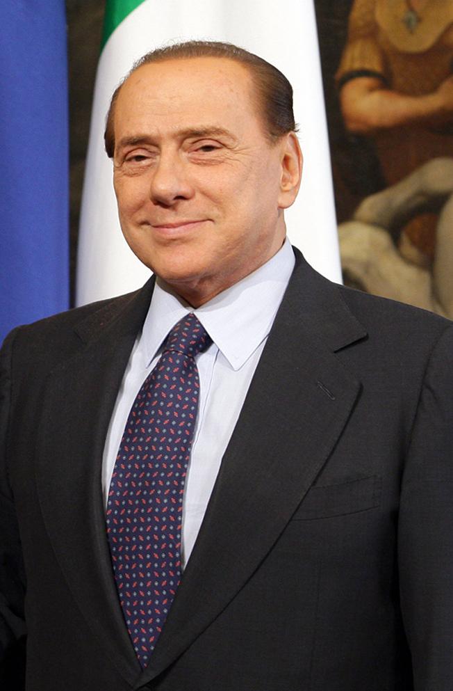 Берлускони, Сильвио — Википедия