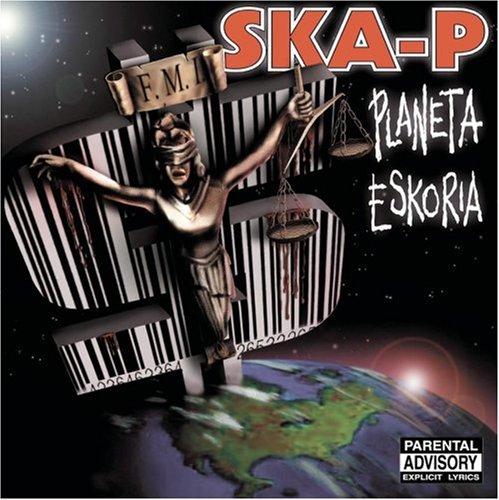 Ska-p Discografia completa Ska-P_-_Planeta_Eskoria