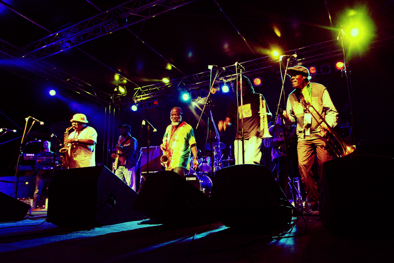 The Skatalites Determination Cleos Back