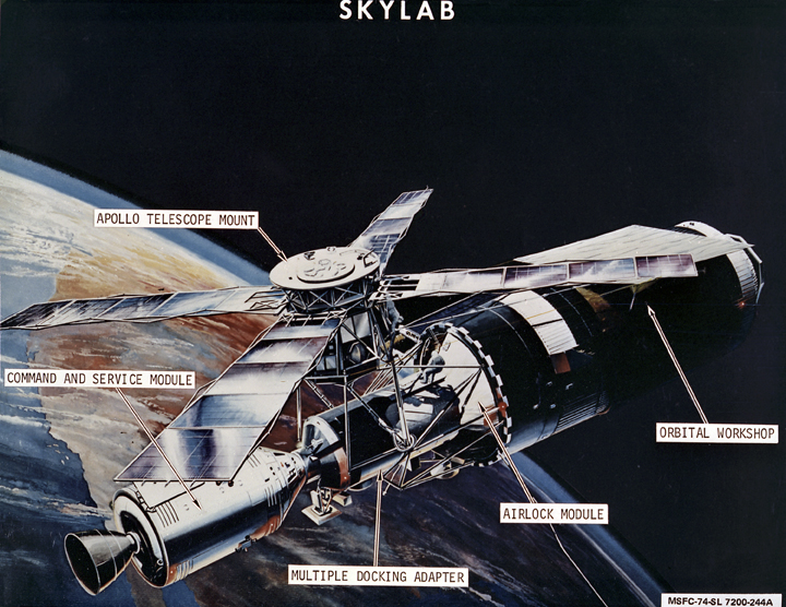 space probes and their parts - photo #32