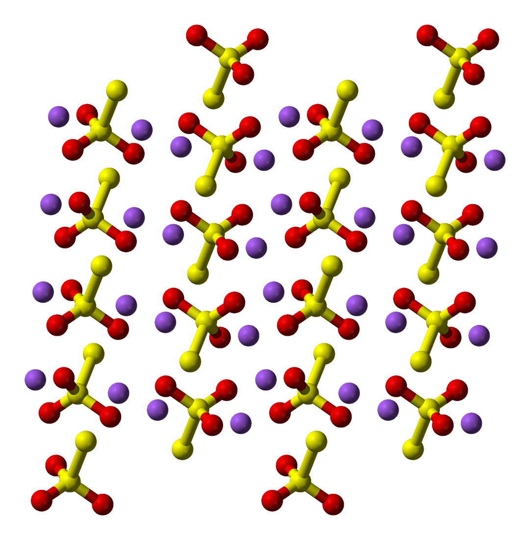 тиосульфат натрия очищение организма противопоказания