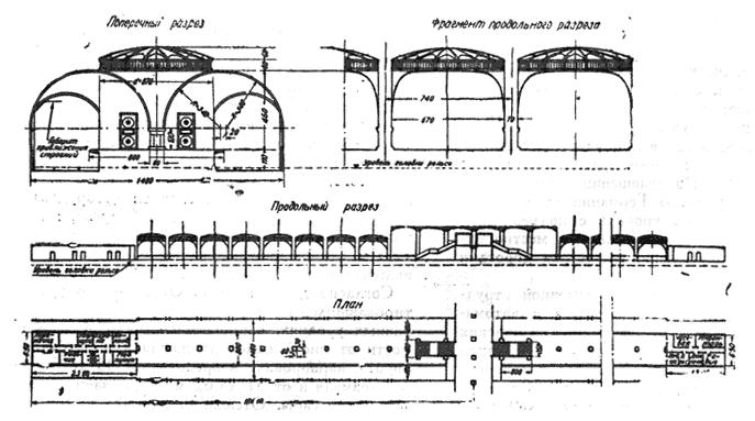 План станции метро «Сокол»