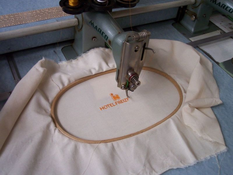 Вышивки на швейной машине 25