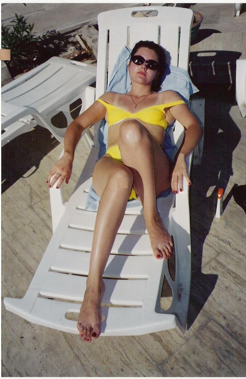 Русские девушки на пляже турции 1 фотография