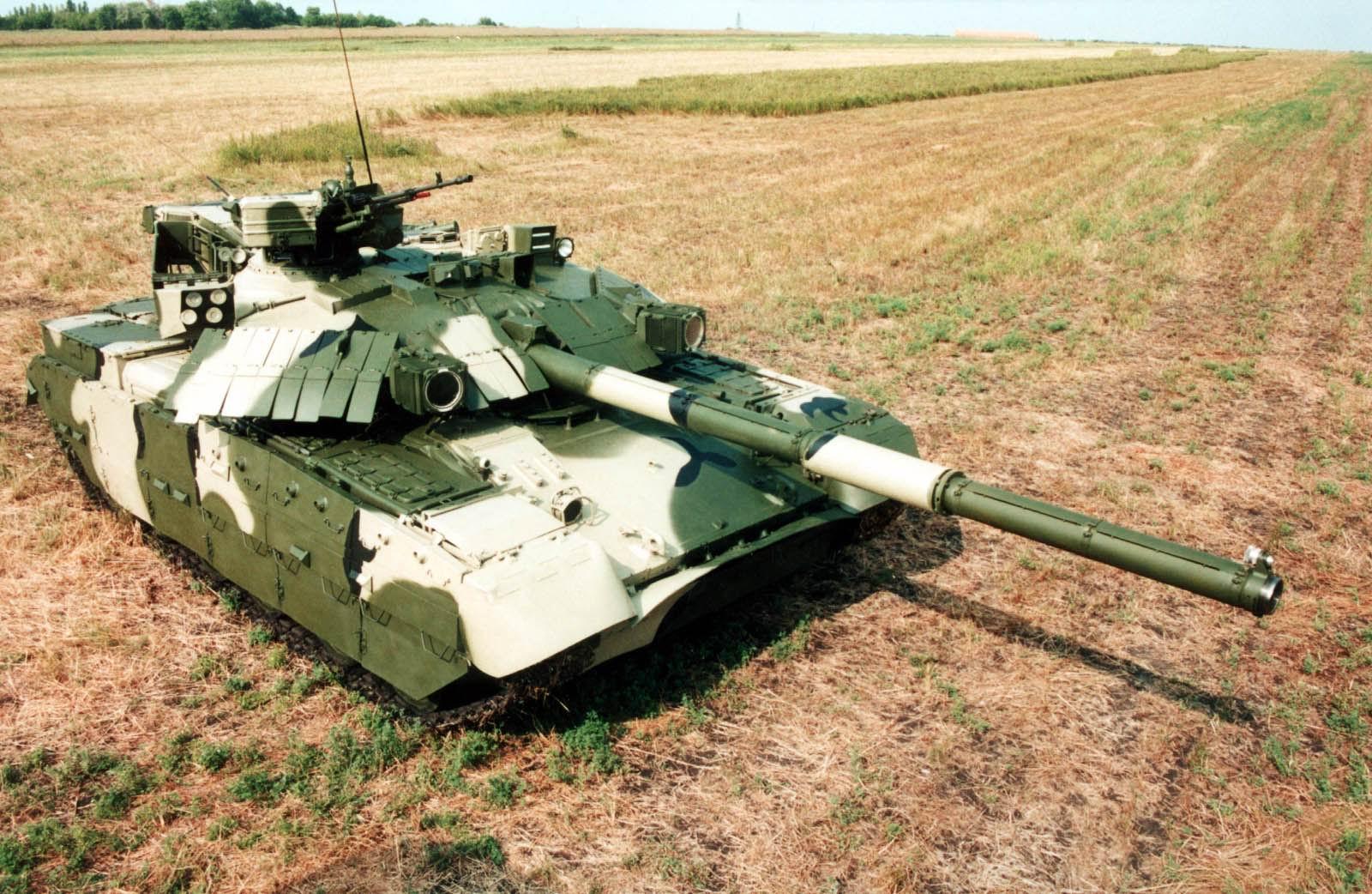 танка оплот фото