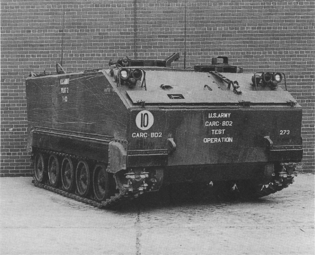 El M113 APC T113_APC