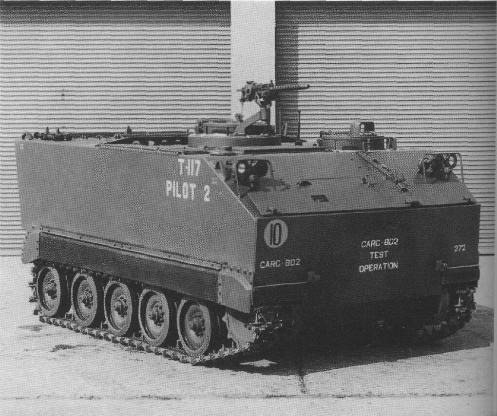 El M113 APC T117_APC