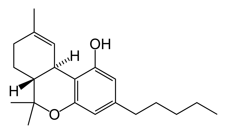 Тетрагидроканнабинол фото