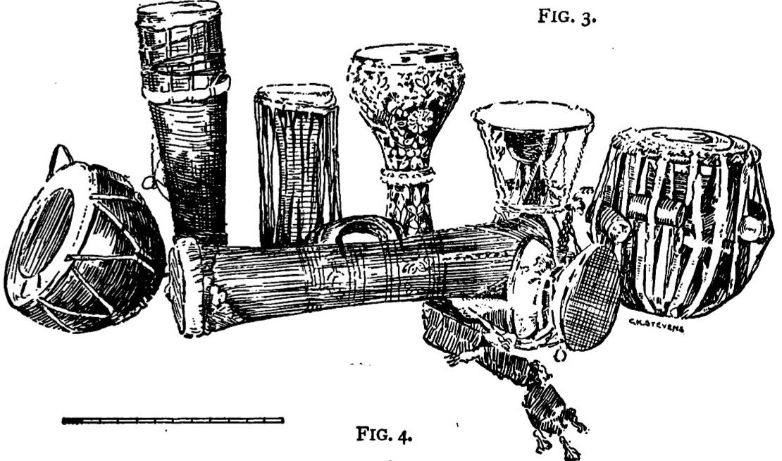 экономия древние барабаны рисунки красивой очень актуальной