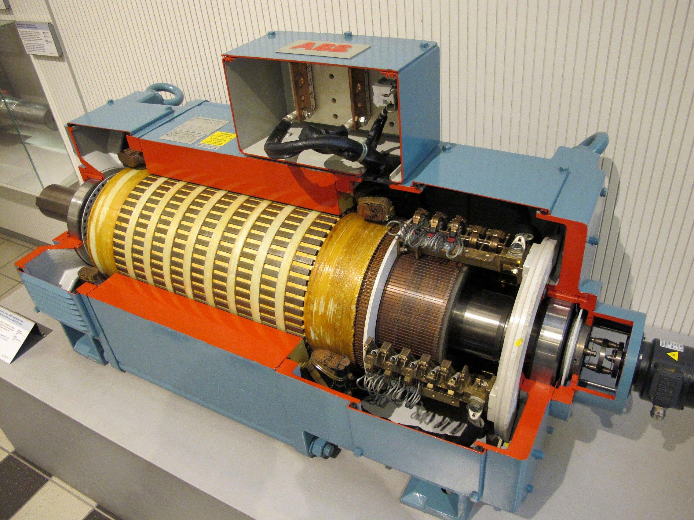 Двигатели постоянного тока своими руками фото