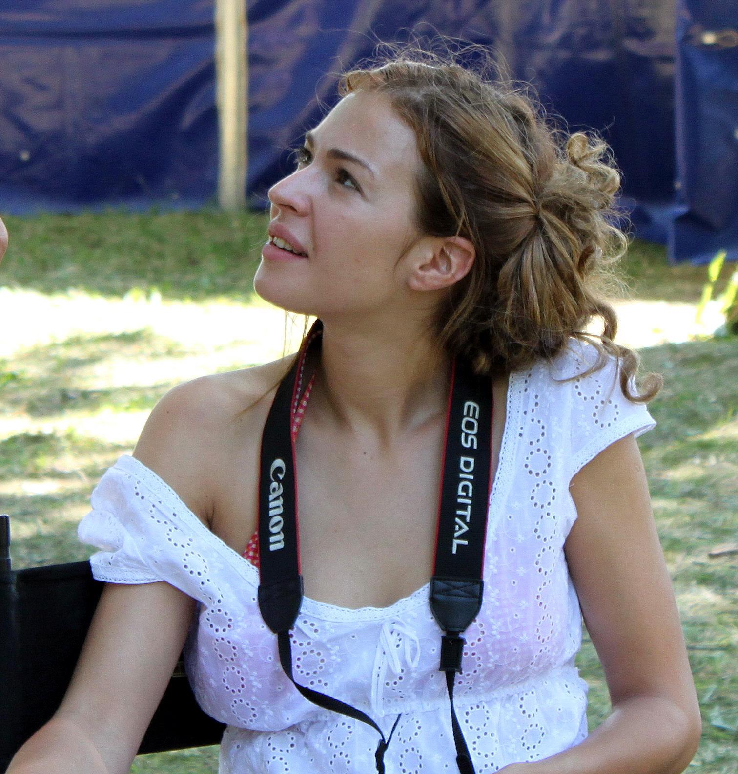 Agnia Ditkovskite Nude Photos 80