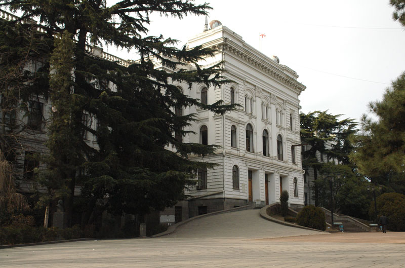 Тбилисский государственный университет - это... Что такое ... информационно