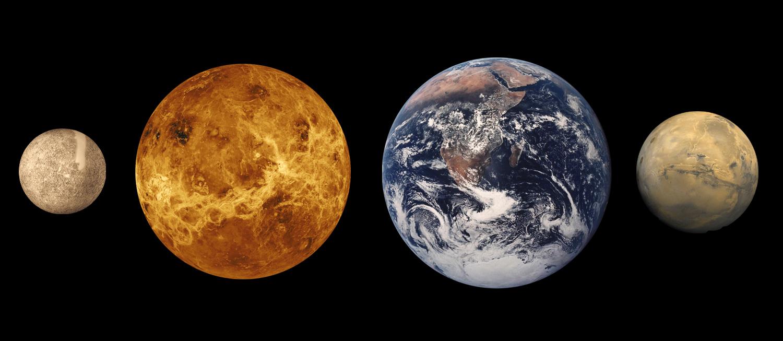 картинка венеры планета