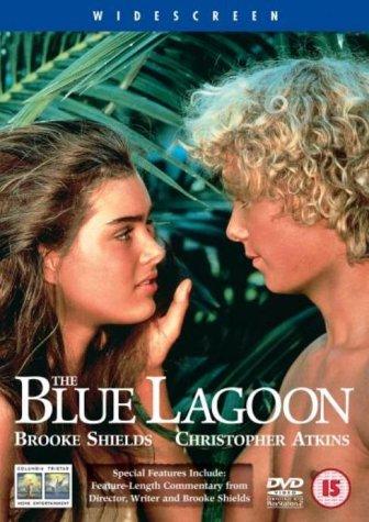 Голубая лагуна / The Blue Lagoon (1980)