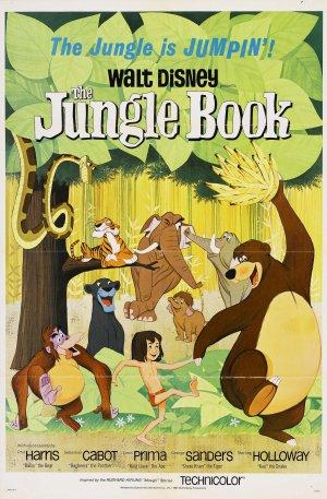 «Книга Джунглей» — 1967