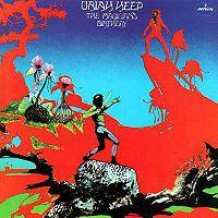 Обложка альбома «The Magician's Birthday» (Uriah Heep,1972)