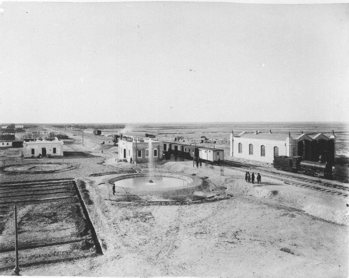 истоия развития железной дороги: