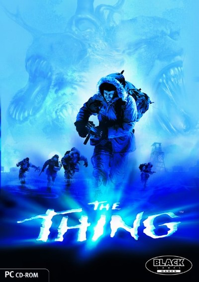The Thing [2002/ENG]