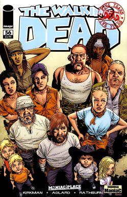 Ходячие мертвецы комикс  Википедия