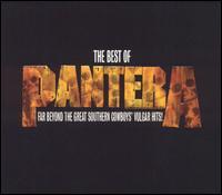 Обложка альбома «The Best of Pantera: Far Beyond the Great Southern Cowboys' Vulgar Hits!» (Pantera,2003)