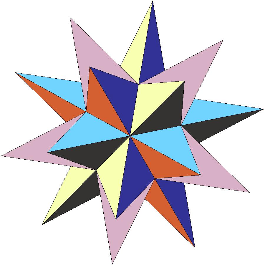 Реферат Многогранники
