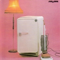 Обложка альбома «Three Imaginary Boys» (The Cure,(1979))