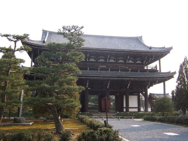 Храмовый комплекс Тофуку-дзи